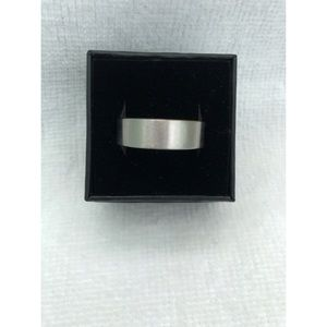 Other - Men's Gold & Silver Stainless Band Ring